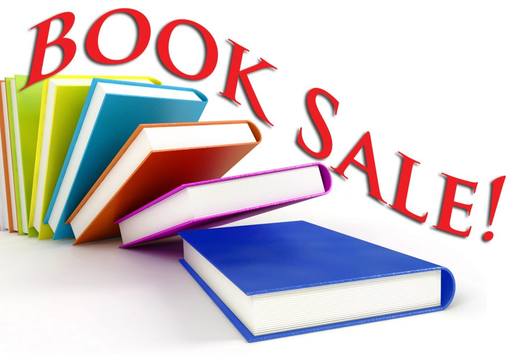 Madison Heights Friends Annual Book Sale @ Madison Heights Library