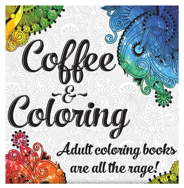 Coffee & Coloring-Adult SRP Event @ Madison Heights Library