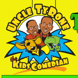 Uncle Ty-rone Ventriloquist @ Madison Heights Library
