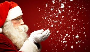 Visit with Santa Claus @ Madison Heights Library